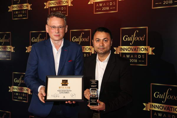 Relentless innovators - Global Food Industries Jacek Blewa GM & Jai Rawat Head of Innovation